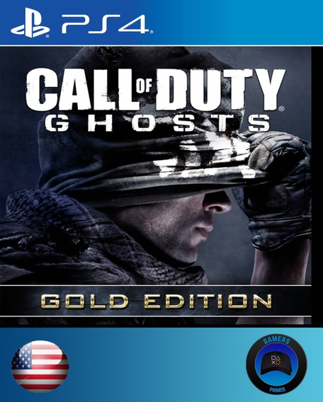 Call Of Duty Ghosts Gold Edition Ps4 Promoção