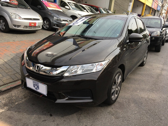 Honda City 1.5 Lx Flex Aut. 4p 2017