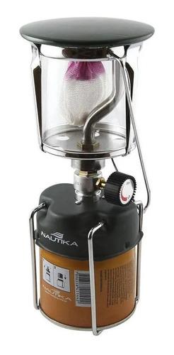 Lampião Com Sistema De Regulagem Fina Strike C/gás - Ntk