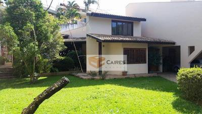 Casa Residencial À Venda, Parque Nova Campinas, Campinas. - Ca2075