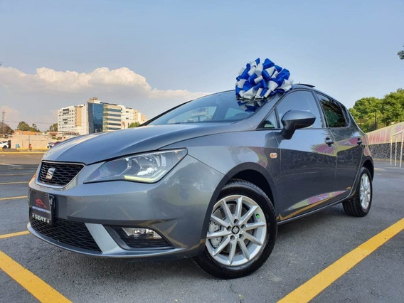 Seat Ibiza Style 1.6 110 Hp Tm5 2016 Gris Oxford