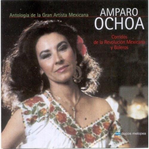 Amparo Ochoa - Boleros Y Corridos - Cd