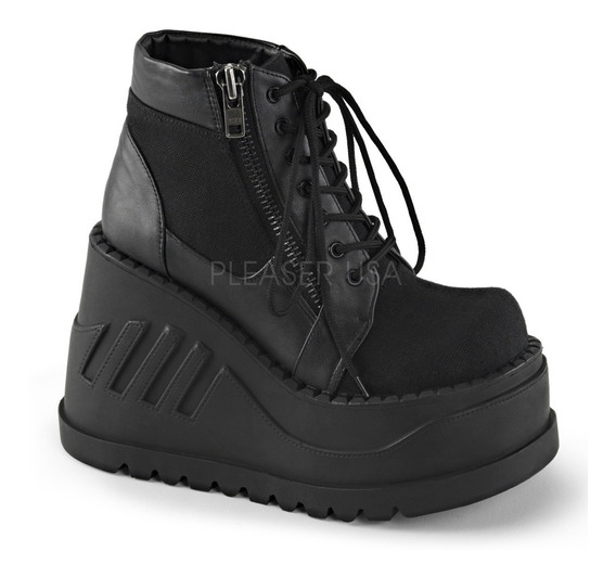 Botas Zapatos Demonia Stomp-10 Plataforma New Rock Martens