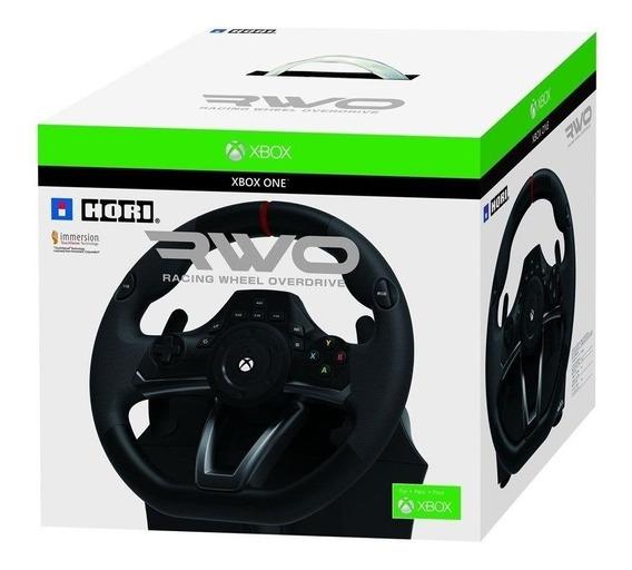 Volante Hori Rwo Para Xbox One 100% Original