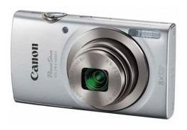 Camara Canon Powershot Elph 180 Plata (1093c001aa)
