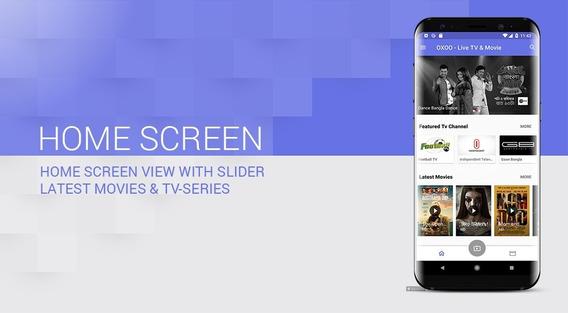 Ovoo Apk Android - Filmes, Séries E Tv Online