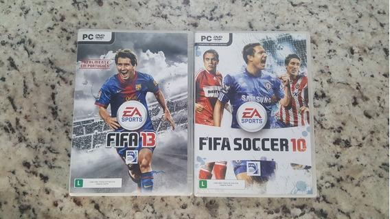 Fifa 13 & Fifa Soccer 10 - Pc