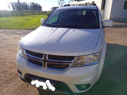 Dodge Journey 3.6 Sxt 4wd 7 Plazas