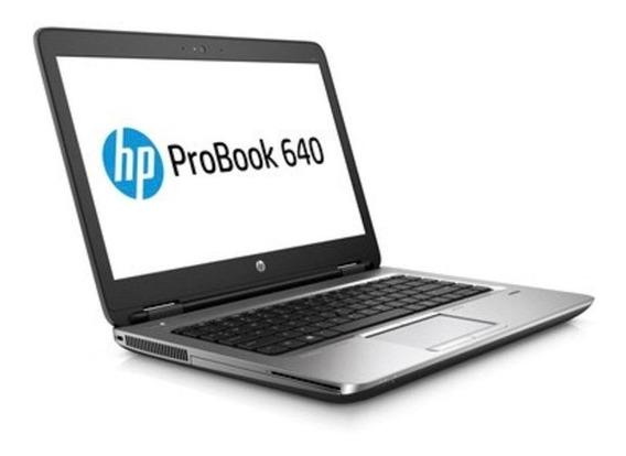 Notebook Hp 640 G2 Intelcore I7-6600u 8gb Ddr4 Hd 1tb W10pro