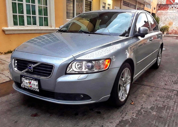 Volvo S40 2.5 T5 Addition Geartronic Turbo At 2009