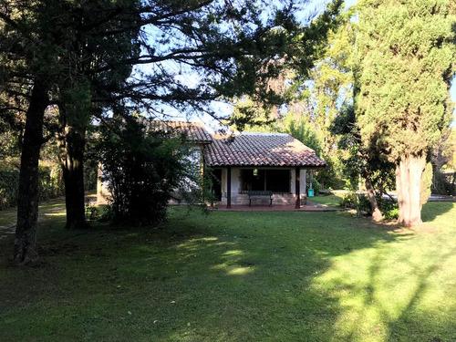 Casa- Hermosa Casa Quinta En La Reja