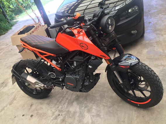 Unica Ktm Duke 250 . Impecable !!! Nueva !!!