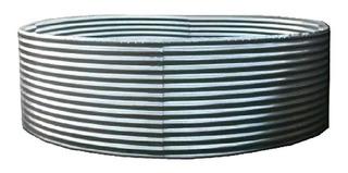 Tanque Australiano Fiasa® 6 Chapas N°18 De 1,10 X 3,05