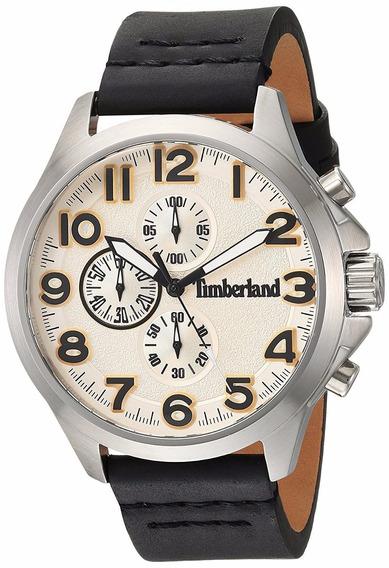 Relógio Timberland Tbl15026js07 Brenton Analog