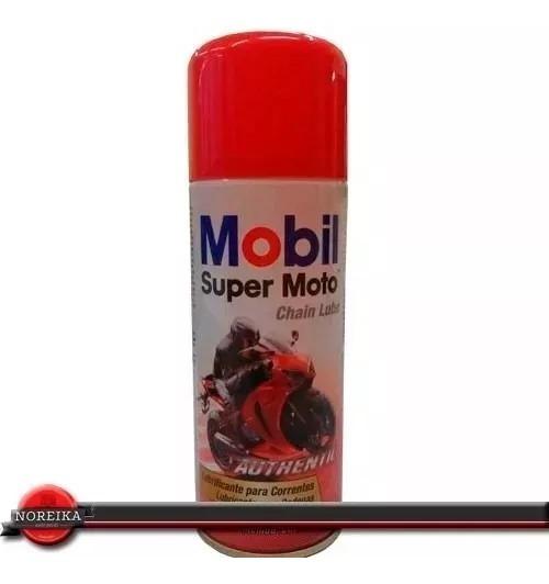 Lubrificante Para Correntes De Moto Mobil Super Spray 200 Ml