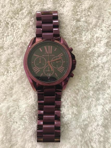 Relógio Michael Kors, Modelo Mk-6398