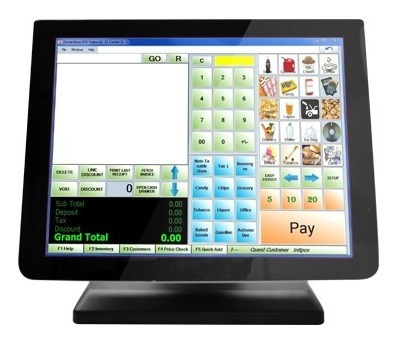 Monitor Touch Screen 15 Pulgadas 3nstar, 3n Pos Tcm010