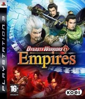 Dynasty Warriors 6 Empires - Playstation 3