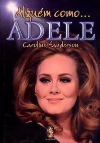 Livro - Alguém... Como Adele