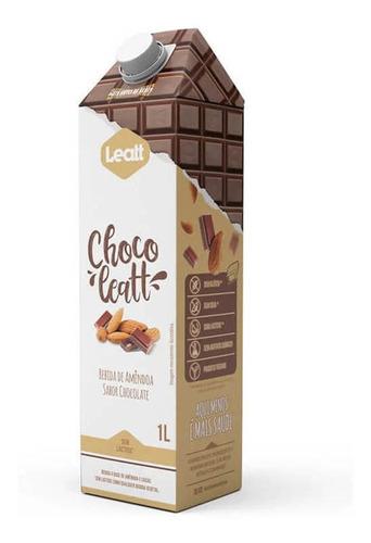 Bebida Vegetal De Amêndoas Sabor Chocolate Chocoleatt