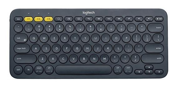 Teclado Bluetooth Logitech K380 Conecta 3 Ao Mesmo Tempo Mac