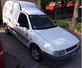 Seat Inca 1.9 D Mod 2000 - Igual Volkswagen Caddy