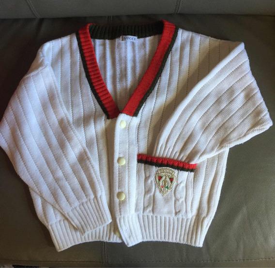 Sweater Infantil Gucci - Original