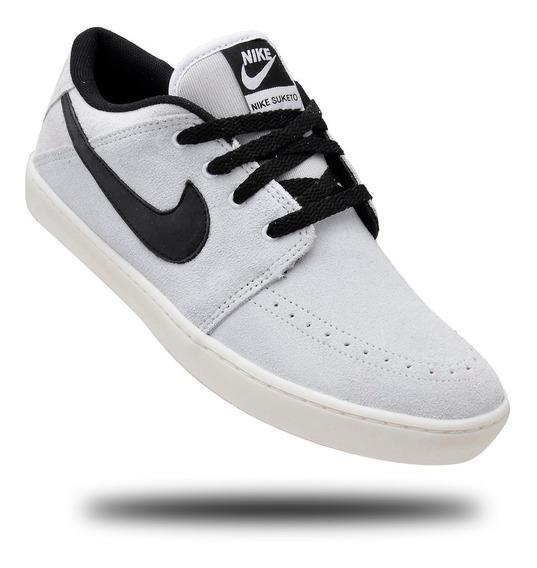 2 Pares Sapatênis Nike Sb Suketo Leather Hyperfeel Unissex