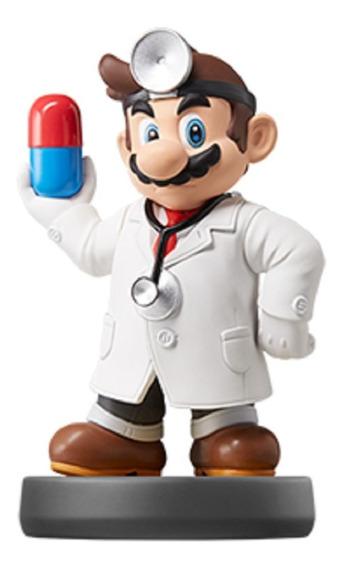 Amiibo Dr Mario - Super Smash Bros - Pronta Entrega