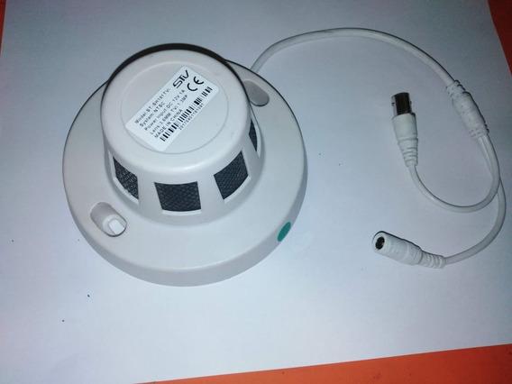 Camara Espia Digital 720p En Detector De Humo
