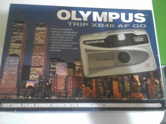 Camera Olympus Trip Xb40 Af Qd