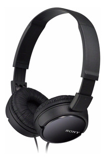 Auriculares Sony ZX Series MDR-ZX110 negro