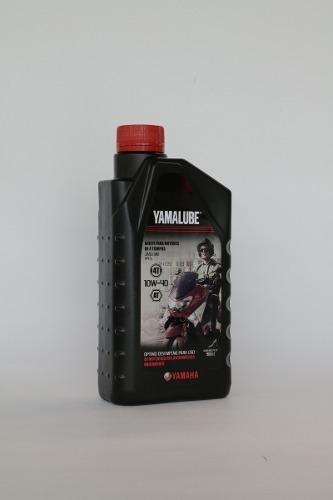 Aceite Yamalube Para Motocicleta Automática 10w40