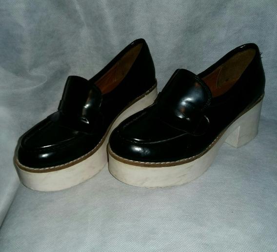 Zapatos Plataforma N°38/39