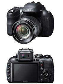Camera Digital FujifilmSemi Profissional Finepix Hs30exr