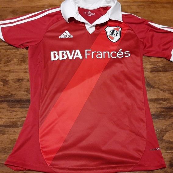 Camiseta River 2012/13 Suplente Roja