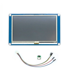 Tela Lcd Nextion 4.3 Pol Led Touch Arduino Pic