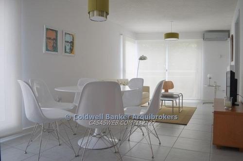 Apartamento Penthouse 3 Dormitorios Venta Y Alquiler En Puerto Del Buceo