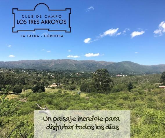 Vendo Terreno La Falda - Tres Arroyos