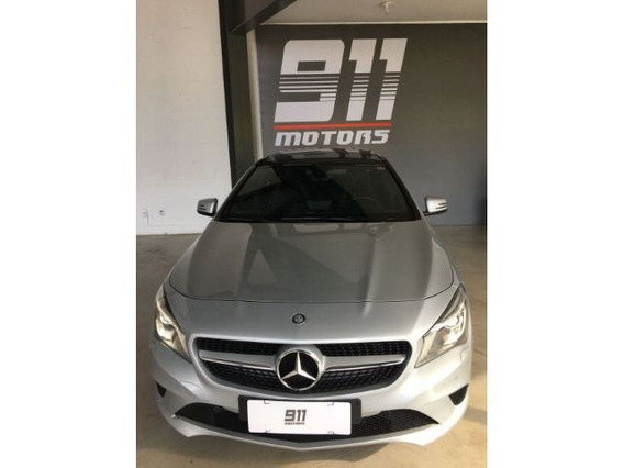 Mercedes Benz Classe Cla 1.6 Vision Turbo 4p