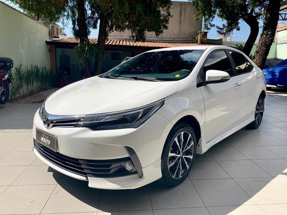 Toyota Corolla 2.0 Xrs 16v Flex 4p Automático 2018/2019