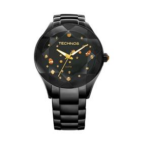 Relógio Feminino Technos Elegance Crystal