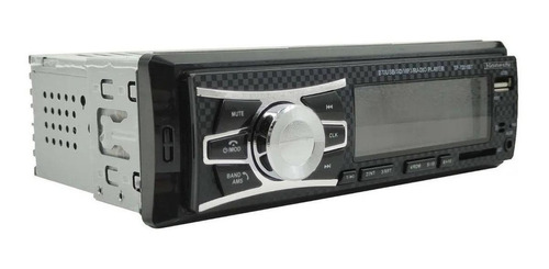 Som automotivo Honestv TP-7205BT com USB, bluetooth e leitor de cartão SD