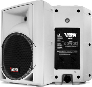 Novik Neo Evo-8p Caja Inyectada 8 200w (blanca)