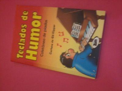 Livro Teclados De Humor Coletanea De Piadas Editora Zum
