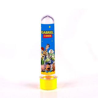Kit 25 Lembrancinha Tubete 13cm Personalizado Toy Story
