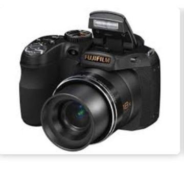 Camera Camera Fujifilm S Finepix. Zoom 26 X Lente Super Ebc.