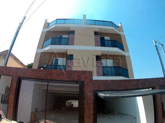 Cobertura Com 3 Dormitórios À Venda, 144 M² Por R$ 424.000,00 - Vila Guiomar - Santo André/sp - Co0047