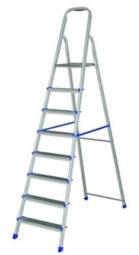 Escalera Aluminio Mor 5106 - 8 Escalones