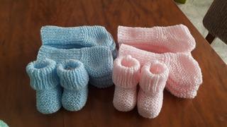 Escarpines, Calcetines, Patucos Para Bebé.